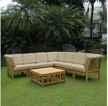 Teak Sectional Patio Furniture 14 Best Outdoor Furniture Images On Pinterest Outdoor Furniture