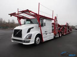 volvo truck commercial for sale 2007 volvo vnl64t630 for sale in auto hauler portland or by dealer