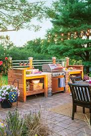 simple outdoor kitchen ideas simple outdoor kitchen outdoor kitchen equipment outdoor covered