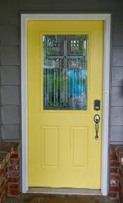 midtown tulsa exterior paint job with yellow door dukes painting