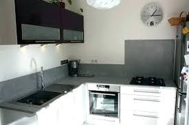 plan travail cuisine beton cire plan de travail cuisine effet beton cuisine effet beton plan travail