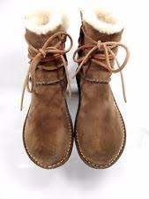 ugg womens caspia ankle boots ugg australia suede lace up ankle boots for ebay