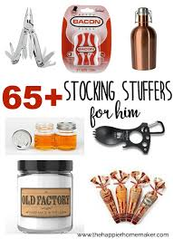 Stocking Stuffers Ideas Stocking Stuffer Ideas For Him The Happier Homemaker