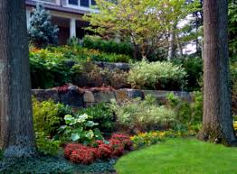 Rock Backyard Landscaping Ideas by Free Front Yard Landscaping Ideas Pictures Backyard The Garden
