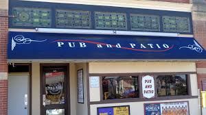 Pub Awnings Sid U0027s Signs On Broadway Awnings