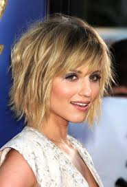images front and back choppy med lengh hairstyles choppy medium bob haircut