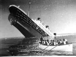 the sinking of the titanic 1912 15 april 1912 titanic sank flv youtube