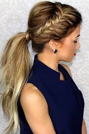 ponytail hairstyles for 35 easy ponytail hairstyle ideas to update your look