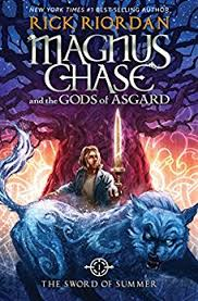 magnus and the gods of asgard book 1 the sword of summer