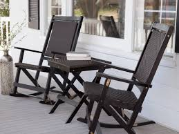 Resin Rocking Chair Patio Rocking Chairs Design