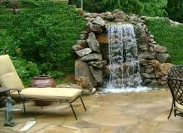 Waterfall Backyard Pros And Cons Of Pondless Waterfalls