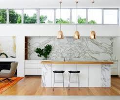 benedek interiors white and wood kitchen