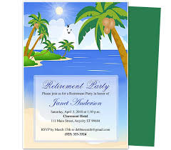 retirement announcement free retirement invitation template free printable retirement