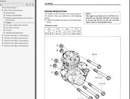 1987 1989 suzuki lt300e lt f300 quadrunner service manual