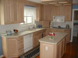 discount cabinets richmond indiana small kitchen design with white blue porcelain accent and light