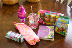 Easter Gift Ideas by Candy Less Easter Basket Ideas The Champagne Supernova