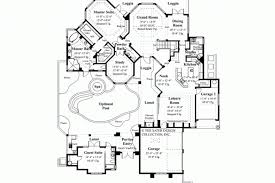 mediterranean house plans with courtyard eplans mediterranean house plan a unique courtyard mediterranean