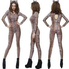 skin jumpsuit printed skin jumpsuit fancy dress costume