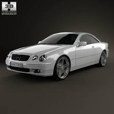 3d class price mercedes cl class w215 2006 3d model from humster3d