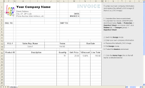 template with discount percentage column uniform invoice software