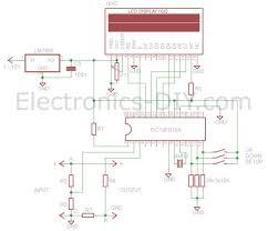 voltmeter ammeter using pic microcontroller