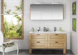 meuble vasque 140 cm cosy baltique naturelsanitaire fr