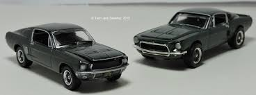 Black Mustang 1967 Two Lane Desktop Greenlight And Rc2 1967 Ford Mustang Gt