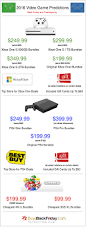 black friday 2015 the best video game deals at best buy gamestop black friday video game xbox one and ps4 predictions for 2016