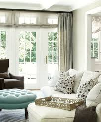 drapery ideas for sliding glass doors window treatments for difficult windows what you must never do