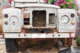 land rover thailand kanchanaburi thailand january 9 old classic car land rover