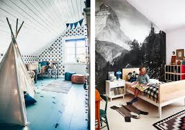 14 themed kid s rooms that aren t cheesy camp vibes
