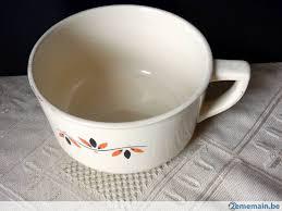 pot de chambre magnifique pot de chambre ancien boch la louvière a vendre