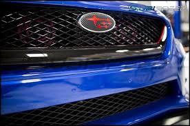 paint matched bumper plugs 2015 wrx 2015 sti license plate