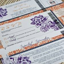 wedding invitations calgary passport wedding invitations