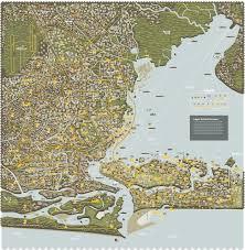 World Map Lagos by Lagos Urban Commons At Moma New York Lys Villalba