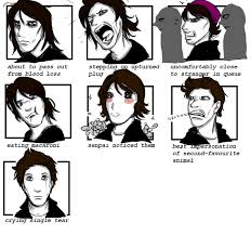 Meme Faces Tumblr - tumblr expression meme christopher by ellnicholas on deviantart