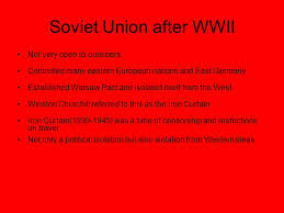 Winston Churchill And The Iron Curtain Soviet Times Light Green 1922 Dark Green 1924 Pink 1929 Blue 1936
