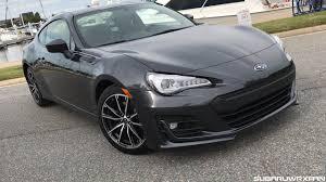 black subaru brz interior quick drive 2017 subaru brz limited manual youtube