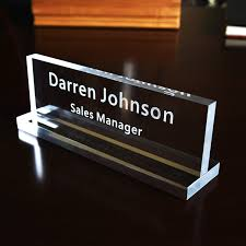 Personalized Desk Name Plates Nameplates U0026 Desk Tapes Amazon Com Office U0026 Supplies