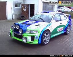 mitsubishi rally car mitsubishi carisma evolution 5 rally cars for sale at raced
