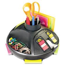 Desk Organizer 3m C91 Rotary Desk Organizer