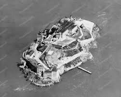 hinterkaifeck crime scene alcatraz island aerial view 1930s 8x10 reprint of old photo 1 1930s