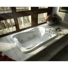 maax 100085 004 crescendo 72 x 48 x 27 hydromax whirlpool bath tub