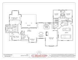 home design single floor house plans free printable within 87