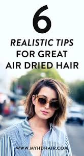 hair styles for air drying how to flawlessly air dry every single hair texture beachy waves