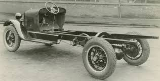Classic Ford Truck Frames - aa chassis the ford model aa aafords com