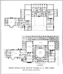 Gilded Age Mansions Floor Plans Crocker Mansion Nj Basement Gilded Age Mansions Pinterest
