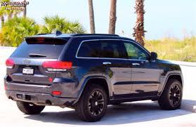 jeep matte blue jeep grand cherokee xd series xd778 monster wheels matte black