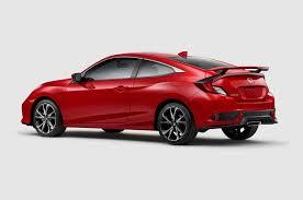 honda civic crowned top car 2017 honda civic si first look review motor trend