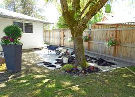 Diy Backyard Design Easy Backyard Makeover Ideas Design And Ideas Of House